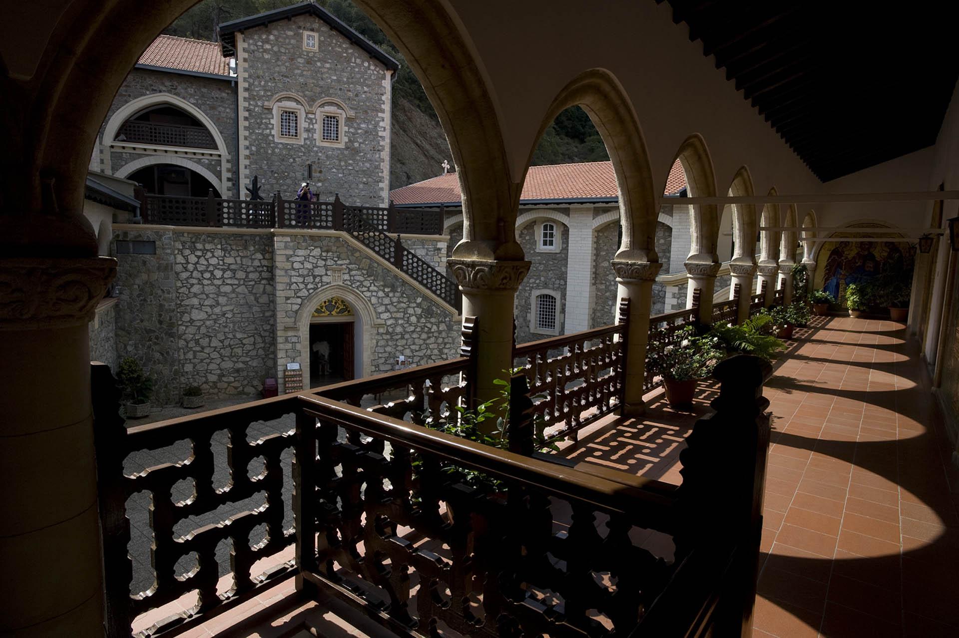 kloster agios neofytos